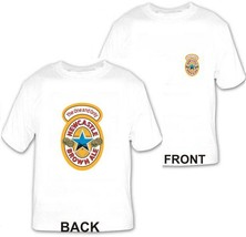 Newcastle Brown Ale Beer Badge T Shirt S M L XL... - $16.99 - $19.99
