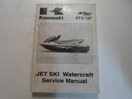 2005 Kawasaki STX-12F Jet Ski Watercraft Service Repair Shop Manual BRAND NEW - $143.54