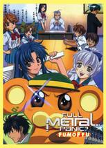 Full Metal Panic Fumoffu (2 discs)