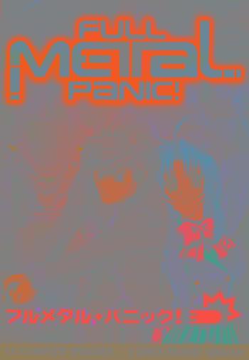 Full Metal Panic (3 discs)