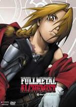 Fullmetal Alchemist Pt.1 (3 discs)