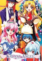 Galaxy Angel (TV) ~ The Perfect Collection Part 1 English Dubbed
