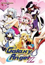 Galaxy Angel Z (TV) ~ The Perfect Collection English Dubbed