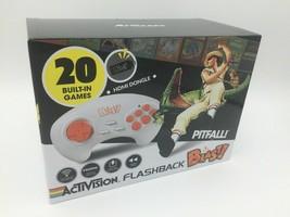 Activision Flashback Blast! Pitfall River Raid HDMI 20 Retro Atari Games... - $7.69