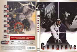 An item in the DVDs & Movies category: Gungrave (3 discs)