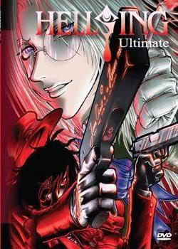 Hellsing Ultimate Part 2 (1 disc)