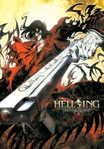 Hellsing Ultimate series I + 2 (movie)