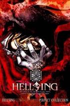 Hellsing TV + OVA (3 discs)