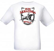 Olde Saratoga Brewing Co. Beer T Shirt S M L XL 2XL 3XL 4XL 5XL - $16.99 - $19.99