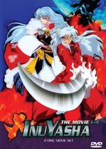 Inuyasha Movie 1 + 4 (1 disc)