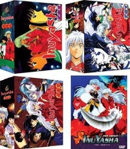 Inuyasha TV Part 1-9 Limited Edition (9 discs)