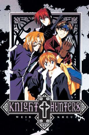 Primary image for Knight Hunters ~ Tv Series The Perfect collection English Dubbed