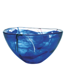Kosta Boda Medium Serveware Contrast Bowl, 4 Color Options - €86,11 EUR