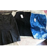 3 SKIRTS DEAL   Really CUTE TRIO Small All NEW SALE! - $10.00
