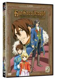 Kyo Kara Maoh 2nd Season (4 discs)
