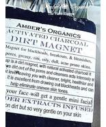 "Organic Activated Charcoal "" Dirt Magnet"" Bar - Lavender Extracts - $3.50"