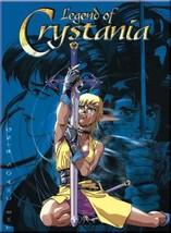 Legent Of Crystania ~ 3 Ova English Dubbed