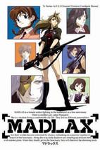 Madlax ~ Tv Series Comlete Box set