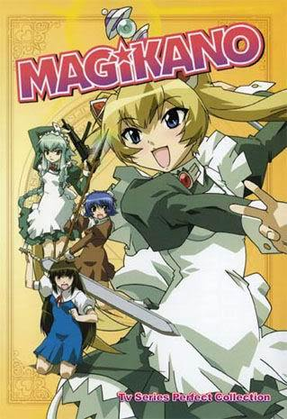 Primary image for Magikano ~ Tv Series Perfect Collection English Dubbed