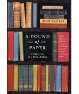 A Pound of Paper: Confessions of a Book Addict [Paperback] [Apr 01, 2005... - $4.05