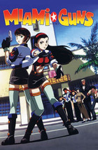 Miami Guns ~ Tv Series The Perfect collection English Dubb