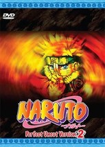 Naruto Perfect Uncut Part 2 (3 discs)