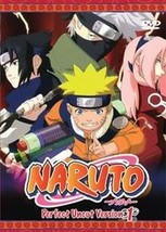 Naruto Perfect Uncut Part 1 (3 discs)
