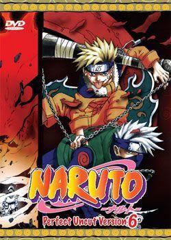 Naruto Perfect Uncut Part 6 (3 discs)