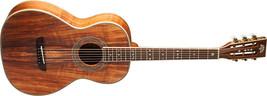 Washburn WP55NS Koa Parlor Acoustic Guitar - $399.99