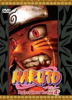 Naruto Perfect Uncut Part 4 (3 discs)