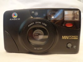 Ansco MPZ Point & Shoot Film Camera - $3.60