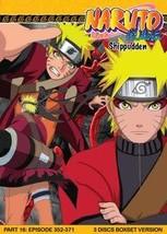 Naruto Shippudden TV Part 16 (3 discs)