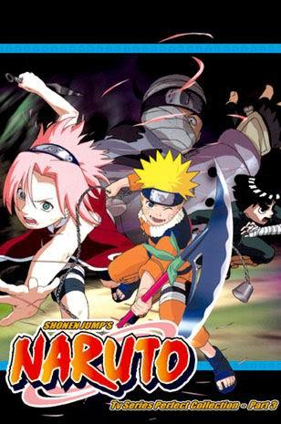 Primary image for Naruto TV Part 3 (3 discs)