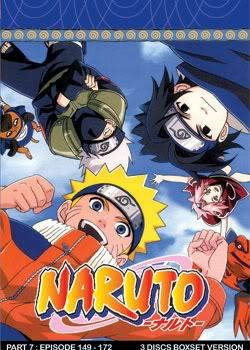 Primary image for Naruto TV Part 7 (3 discs)