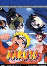 Naruto TV Part 7 (3 discs)
