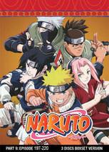 Naruto TV Part 9 (3 discs)
