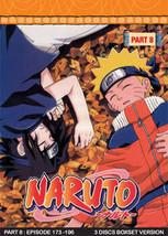 Naruto TV Part 8 (3 discs)