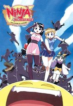 Ninja Nonsense ~ Tv Series Perfect Collection