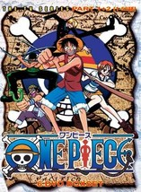 ONE PIECE PART 1 + 2  box 1&2 (01-52)