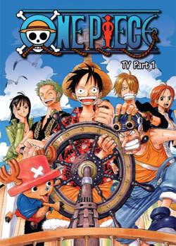 One Piece TV Part 1 (3 discs)