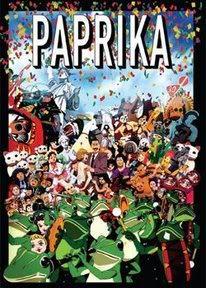 Paprika (1 disc)