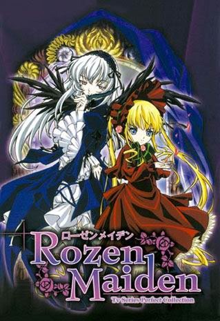 Rozen Maiden ~ Tv Series Perfect Collection English Dubbed