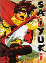 Saiyuki TV Complete (6 discs)
