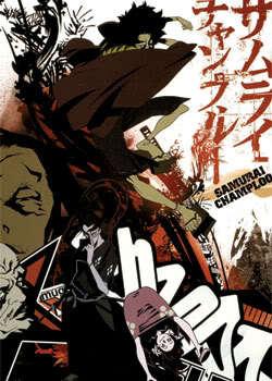 Samurai Champloo (3 discs)