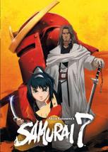 Samurai 7 (3 discs)