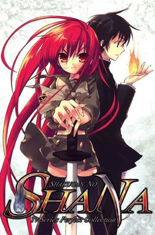 Shakugan no SHANA ~ Tv Series Perfect Collection English Dubbed