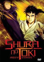 Shura No Toki Age of Chaos (3 discs)