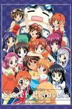 Sister Princess ~ Tv Series Perfect Collection English Dubbed