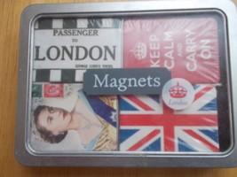 London Vintage Style Super Refrigerator Magnets Set (24 pcs) - $15.79