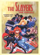 Slayers (3 discs)